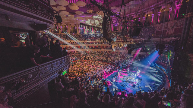 TCT - Nile Rogers & Chic at the Royal Albert Hall on Wednesday 21 March 2018