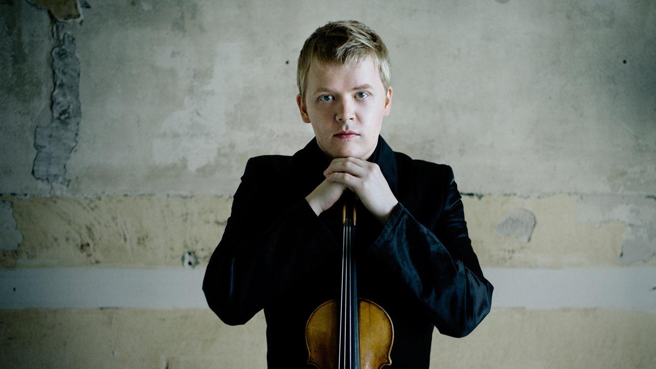 Pekka Kuusisto © Kaapo Kamu