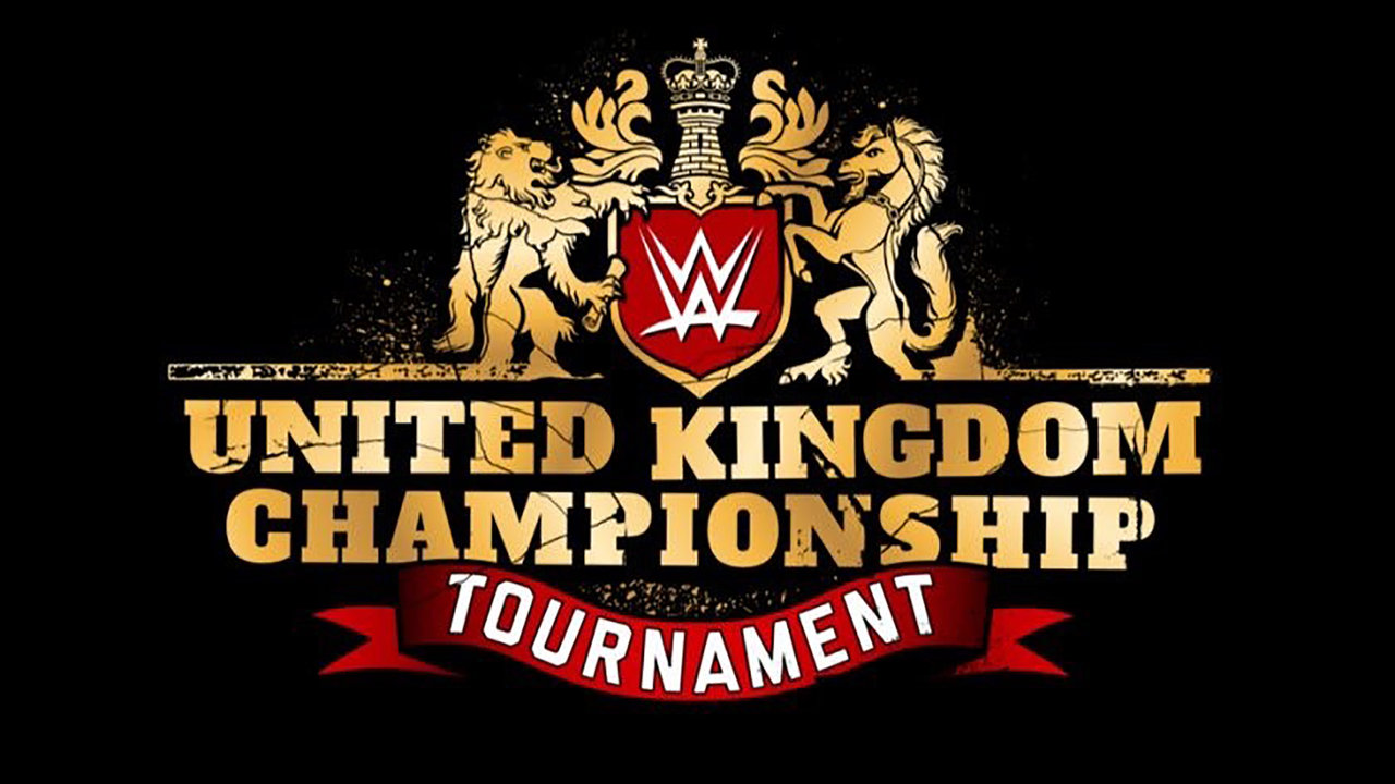 Image result for 2018 WWE U.K. Championship Tournament