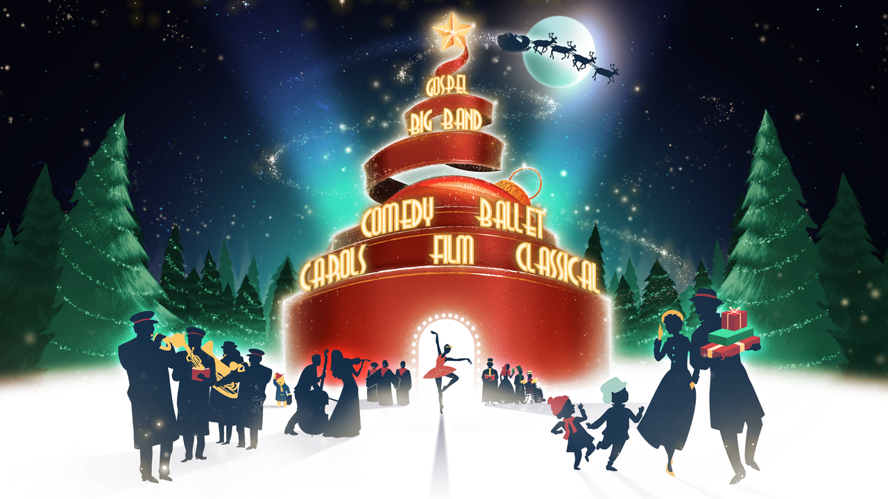 Christmas at the Royal Albert Hall | Royal Albert Hall — Royal ...