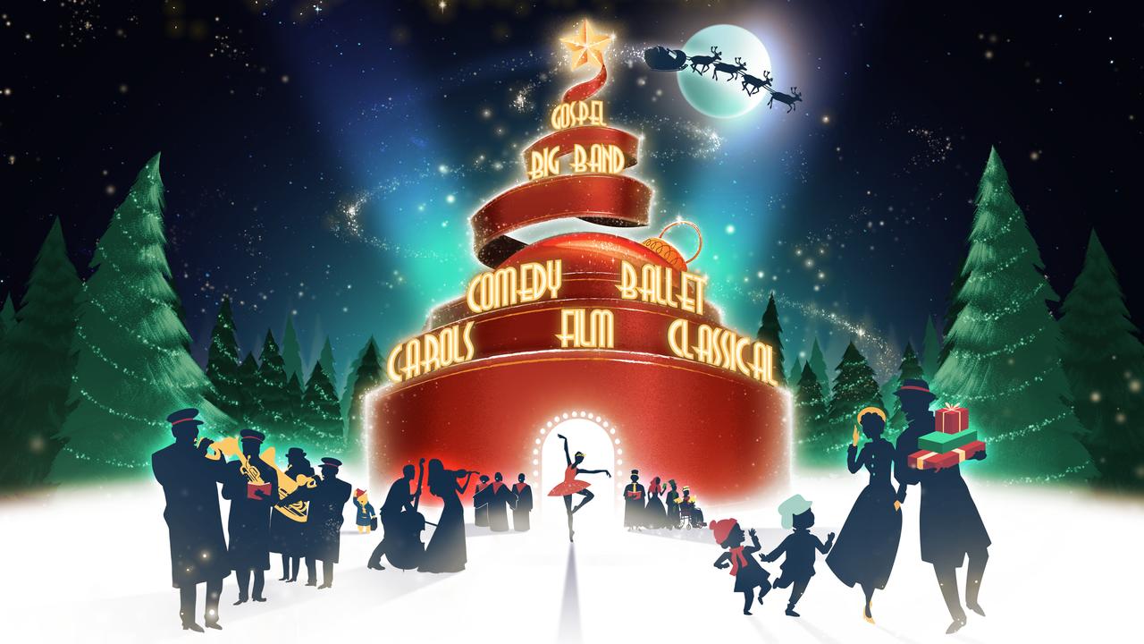 christmas at the royal albert hall - On This Night On This Very Christmas Night