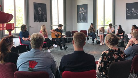 10 songwriting insights from The Shires' Albert Sessions workshop