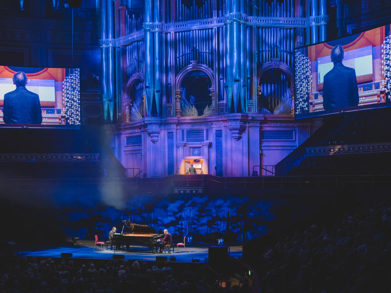 Grand Organ Celebration at the Royal Albert Hall. Photo Andy Paradise