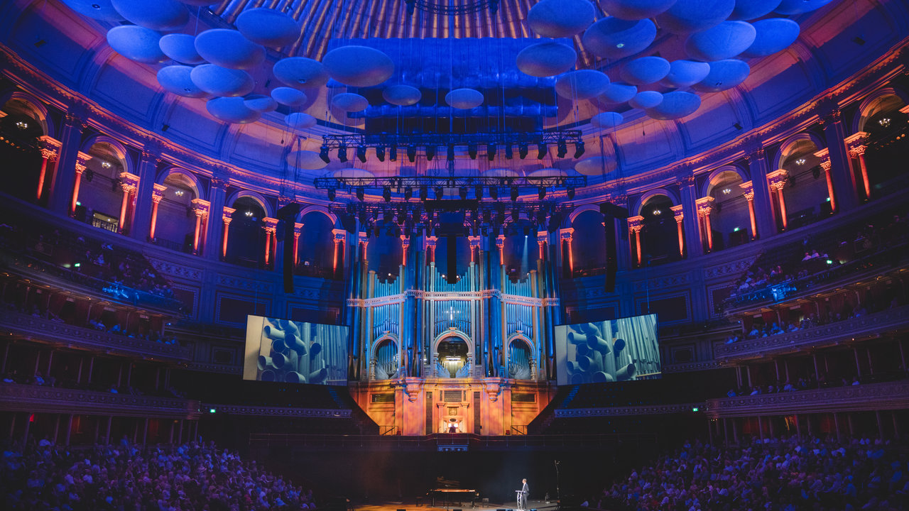 The Grand Organ Celebration at the Royal Albert Hall