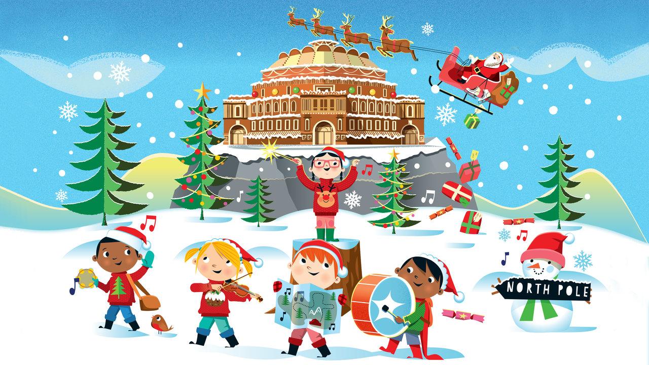 My Christmas Orchestral Adventure | Royal Albert Hall — Royal Albert