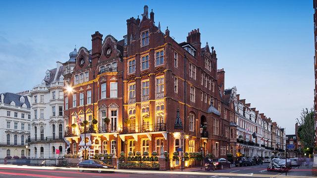 The Milestone Hotel, London.