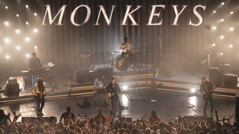 Arctic Monkeys to release new live album recorded at the Royal Albert Hall