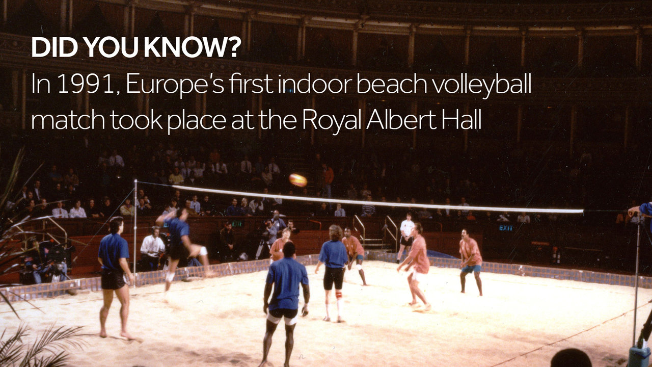 Tours images - indoor volleyball fact - grand tour