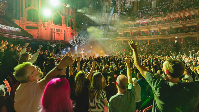Biffy Clyro at the Royal Albert Hall on Monday 24th September