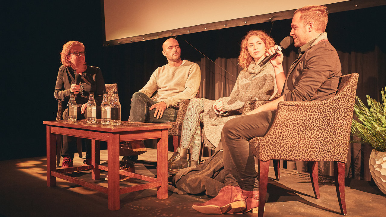 A preview screening of Dead in a Week (Or Your Money Back) with cast and director Q&A