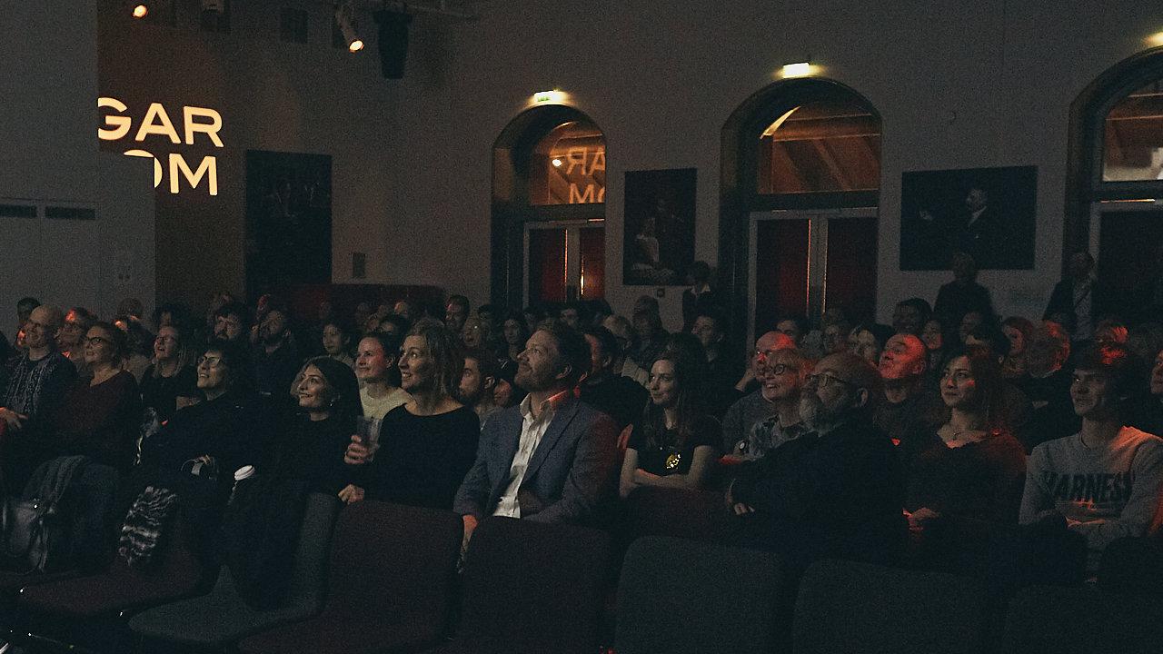 Screening in the Elgar Room