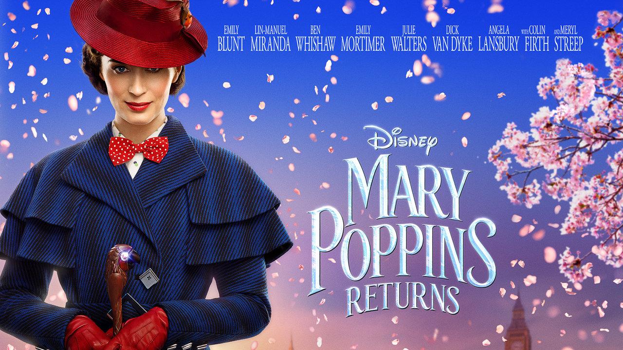 Mary Poppins Returns - Premiere 12 December