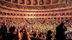 Paul Heaton and Jacqui Abbott at the Royal Albert Hall on Wednesday 28 November 2018