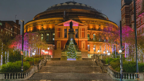 Christmas at the Hall – Changes to our plans