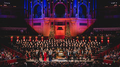 The annual performance of Handel's Messiah returns to the Royal Albert Hall for the 2018 Christmas festival of events on Friday 21 December 2018