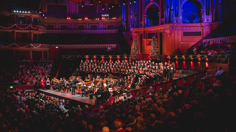 A true Royal Albert Hall tradition: six facts about Handel's Messiah