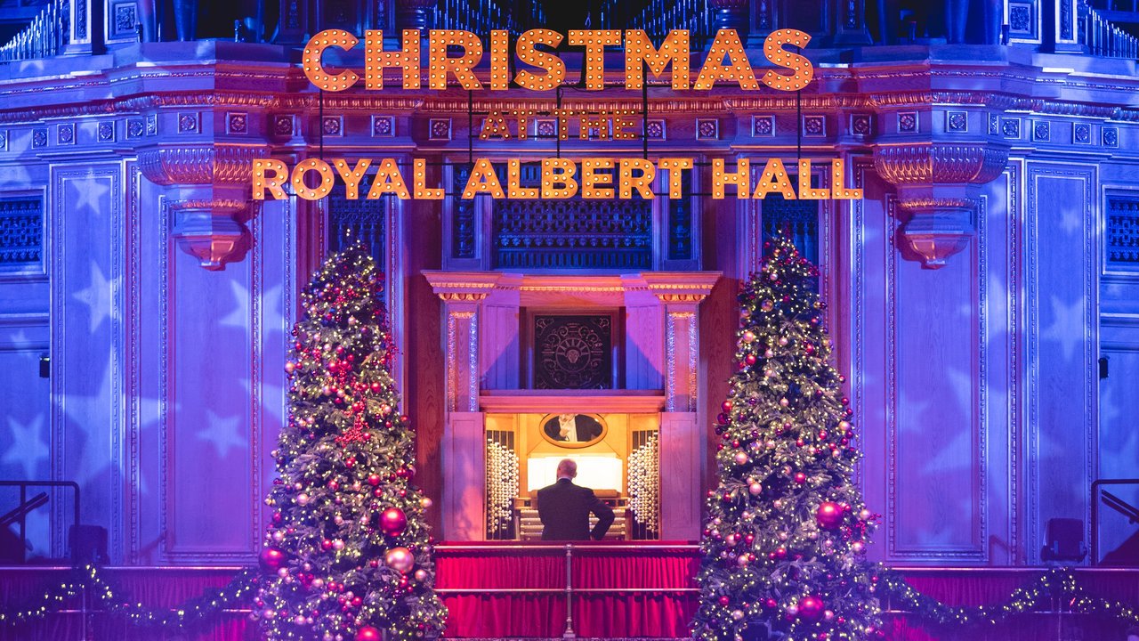 Carols at the Royal Albert Hall on Sunday 23 December 2018
