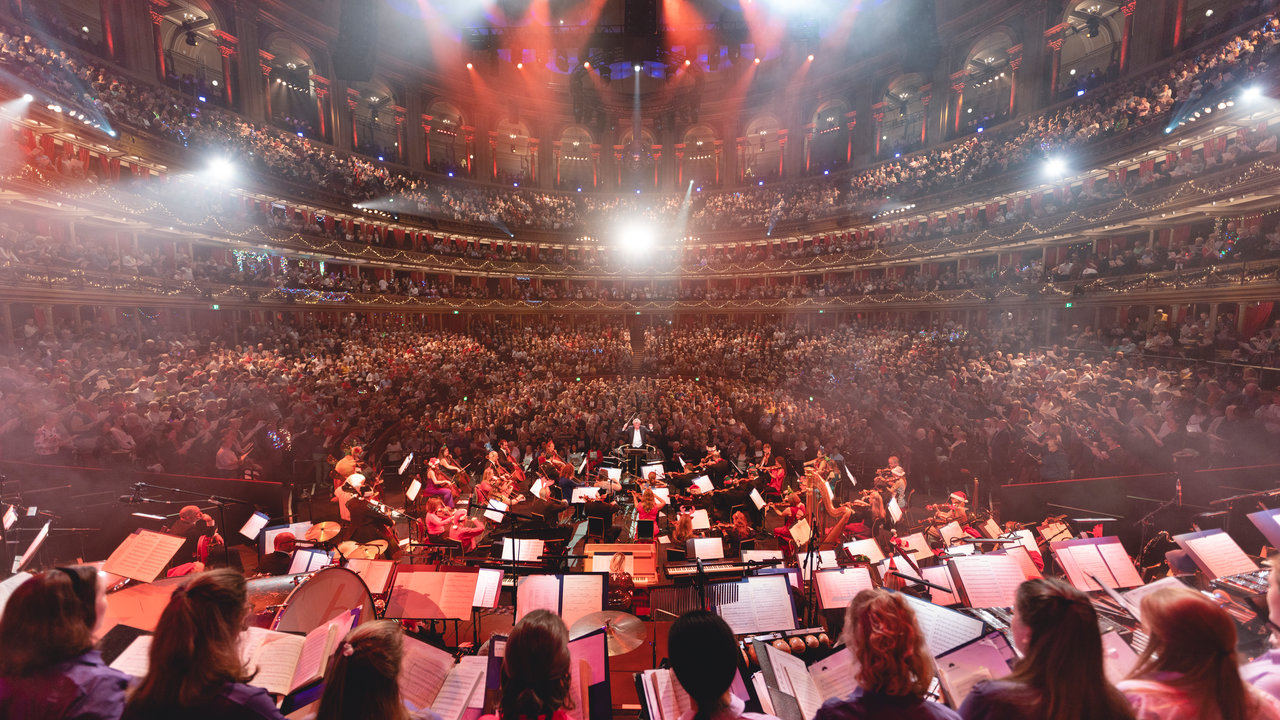 Top Weihnachtslieder 2019.Christmas At The Royal Albert Hall Royal Albert Hall Royal