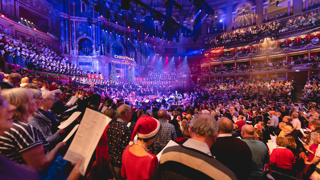 Royal Albert Hall Christmas 2019 Carols at the Royal Albert Hall | Royal Albert Hall — Royal Albert
