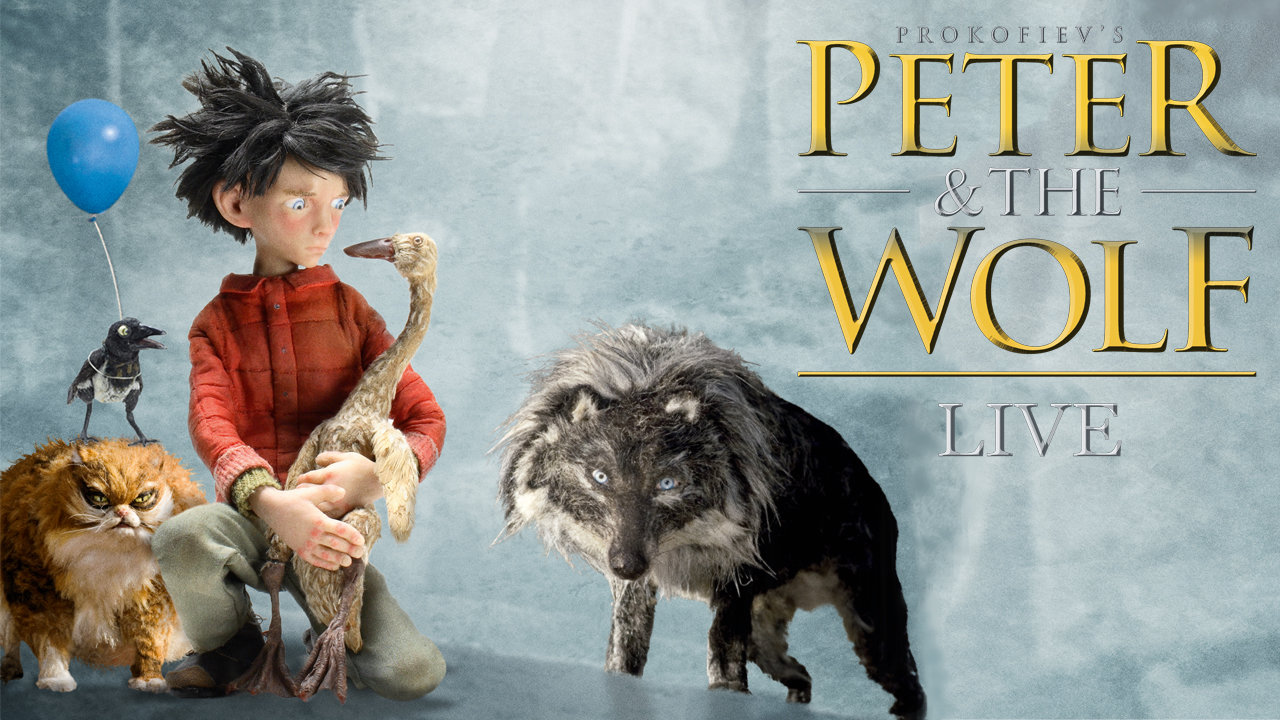 Image result for peter and the wolf