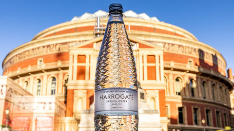 Competition: create a design celebrating the Royal Albert Hall's 150th Anniversary for Harrogate