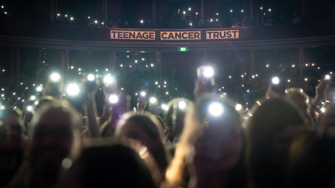 Lineup announced for this year's Teenage Cancer Trust gigs at the Royal Albert Hall!  ★ 20th anniversary edition ★
