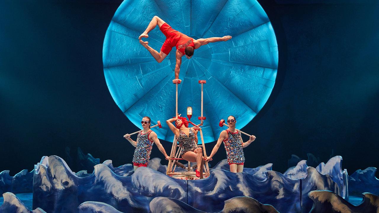 Cirque du Soleil Luzia pic