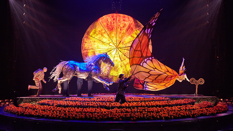 Everything you need to know about this year's Cirque du Soleil show at the Royal Albert Hall