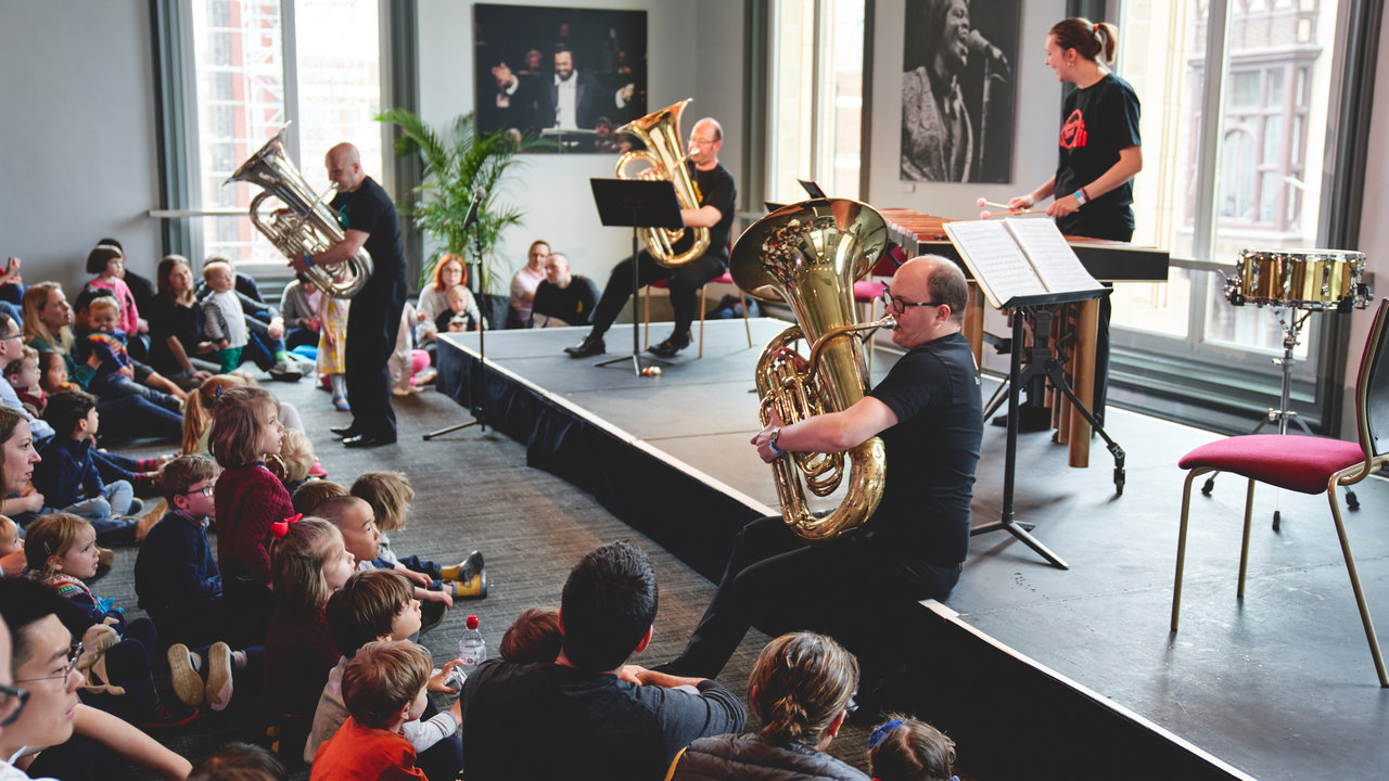 Classical for Kids - Tuba-tastic