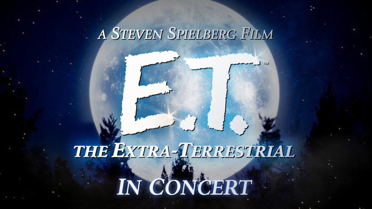 Royal Albert Hall Christmas 2019 E.T. The Extra Terrestrial in concert   Royal Albert Hall — Royal