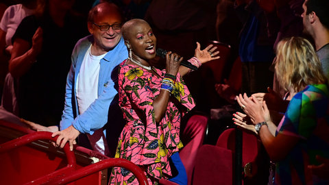 BBC Proms 2019: Angélique Kidjo makes Prommers dance at the Hall during Proms debut