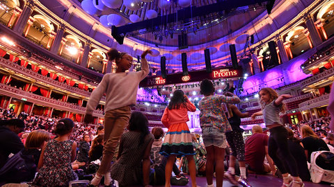 BBC Proms 2019: the return of the Relaxed Prom - orchestral music in an informal setting