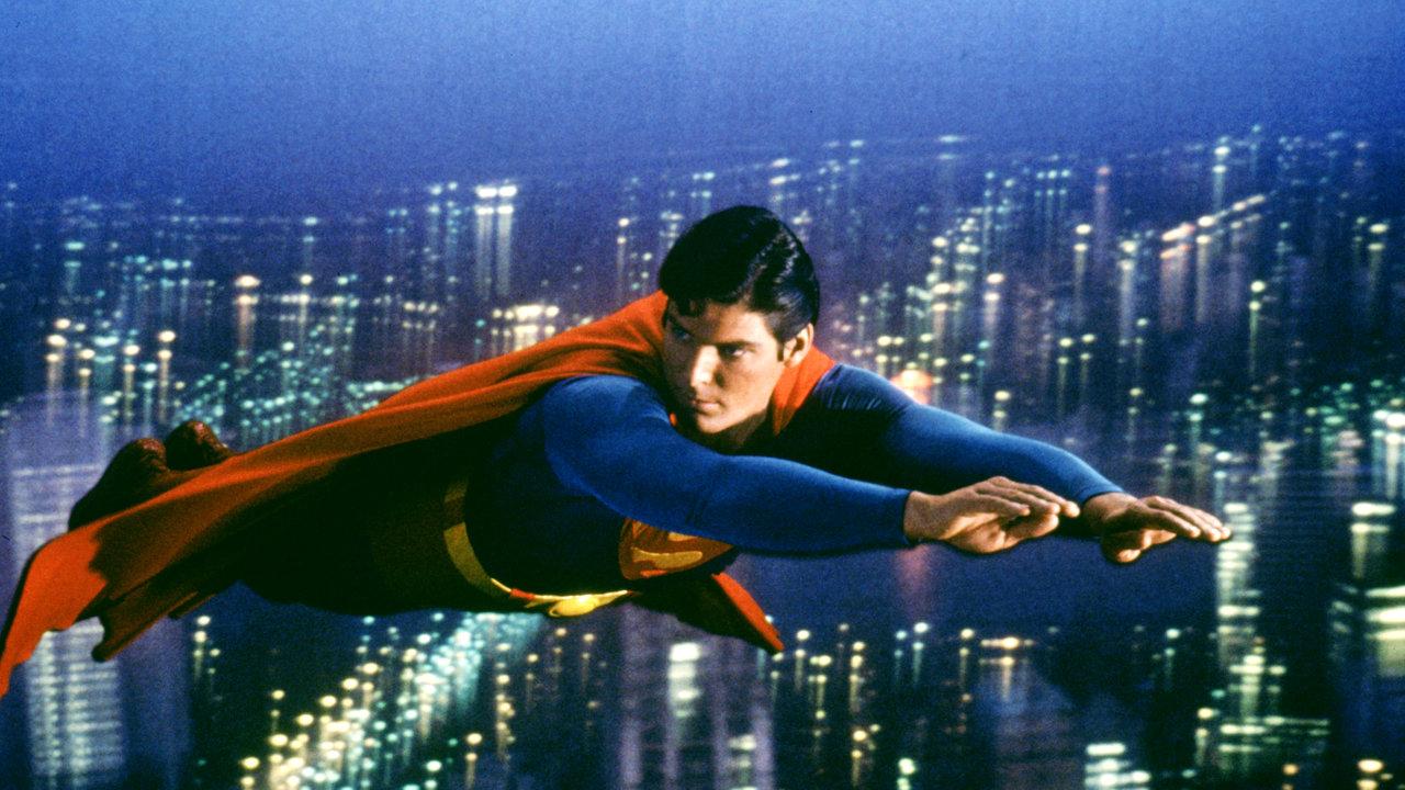 Superman in concert