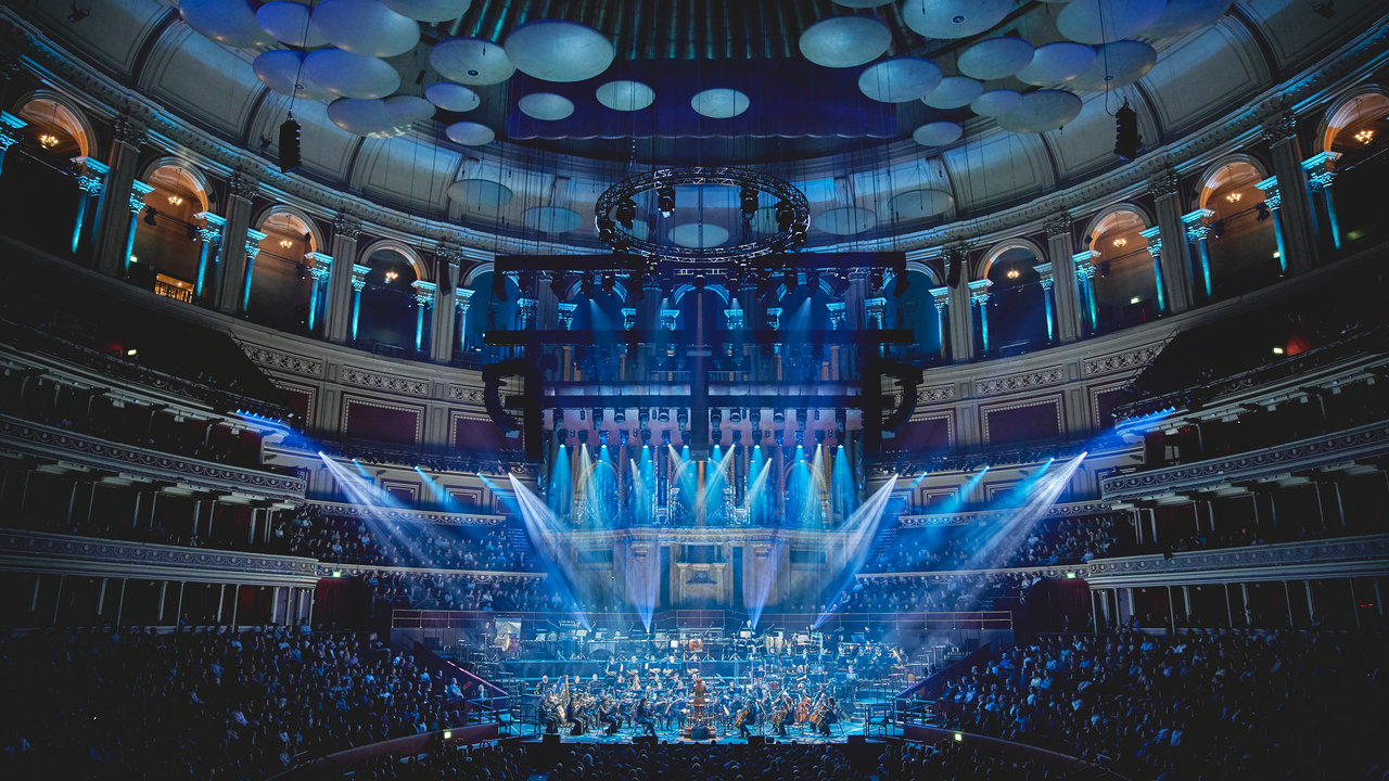 Settling the Score at the Royal Albert Hall on Friday 18 October 2019