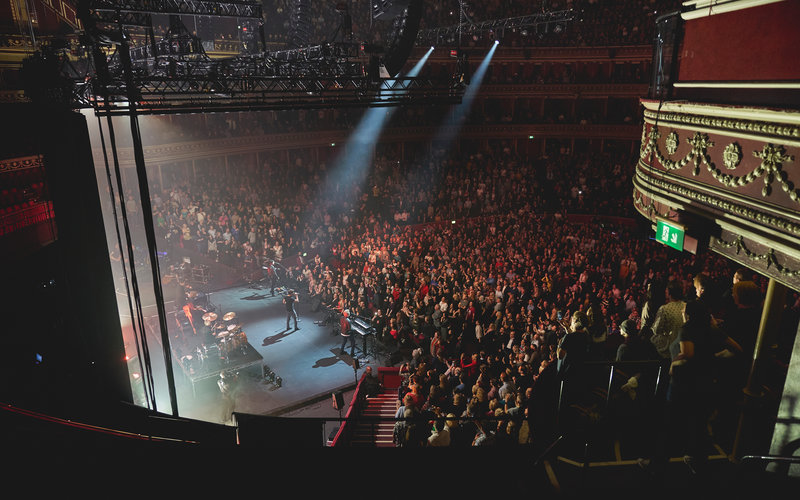 An Evening with a-ha at the Royal Albert Hall on Tuesday 5 November 2019 © Andy Paradise
