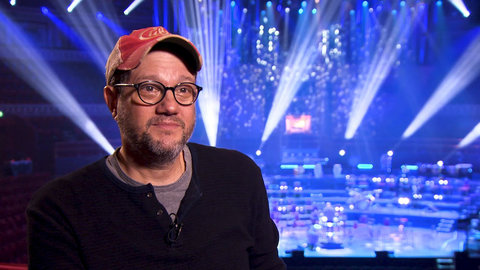 WATCH: Michael Giacchino shares his Royal Albert Hall memories and discusses his upcoming Christmas show