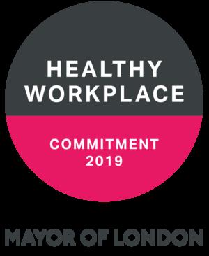 Mayor Of London Healthy Workplace Award