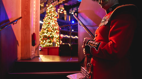 Christmas with the Royal Choral Society at the Royal Albert Hall on Tuesday 10 December 2019