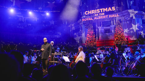 A Hollywood Christmas with Mark Kermode at the Royal Albert Hall on Tuesday 17 December 2019 © Andy Paradise!