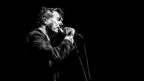 Bryan Ferry releases live album of last concerts at the Royal Albert Hall before we closed our doors