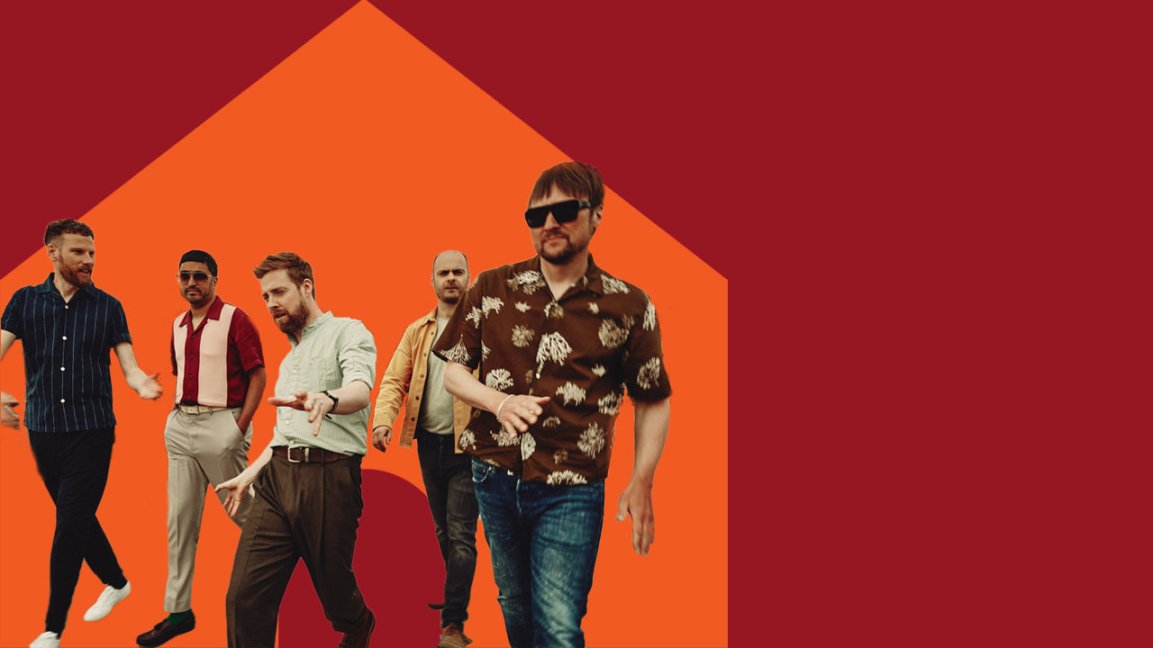Kaiser Chiefs @ YouTube @ youtube.com/user/1871royalalberthall
