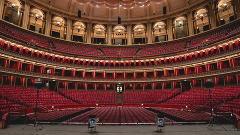 The Royal Albert Hall has now been closed for 100 days. This is where we are.