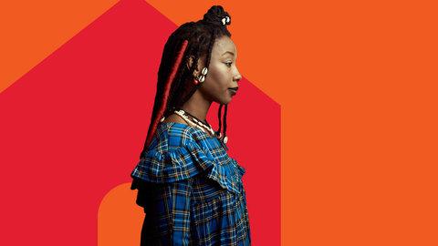 Watch Fatoumata Diawara perform an exclusive set for Royal Albert Home