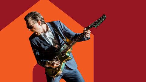 Watch Joe Bonamassa perform an exclusive set for Royal Albert Home
