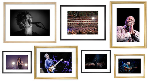 Missing live music? Remember the magic with Royal Albert Hall event prints