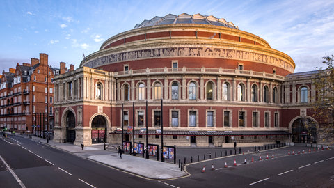 Royal Albert Hall Public Realm Improvement Works: Starting Monday 15 March 2021