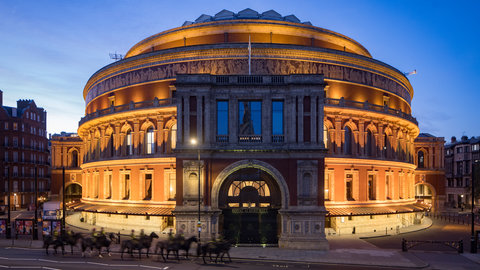 Royal Albert Hall confirms £20.74m loan offer from Culture Recovery Fund