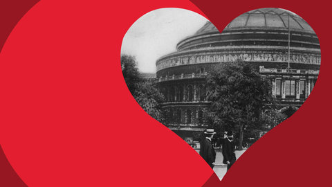 Valentine's Day Special: iconic duos of the Royal Albert Hall