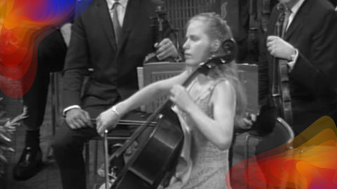 150 years in 15 events: Jacqueline Du Pré, Concert in Support of the Brave People of Czechoslovakia, 1968